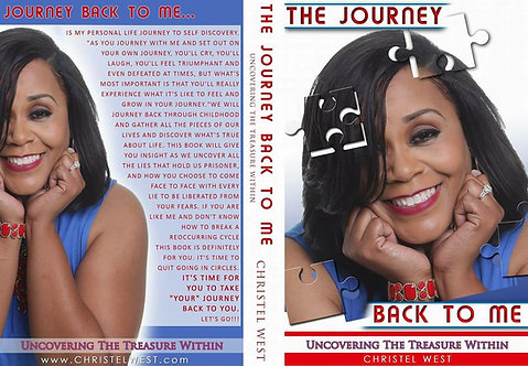 The Journey Back To Me - Autographed