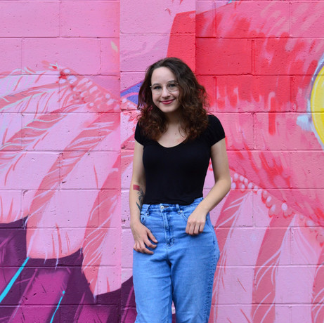 Samsara is the Graphics Creator and Illustrator for the Undergraduate Review. She is a third year Biology student new to Queen's this year, and is always looking for new ways to express her creativity.