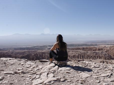 Atacama: Valle de La Luna + Valle de la muerte