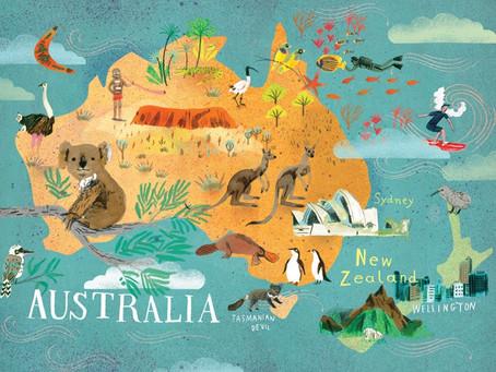 5 coisas para saber antes de ir para a Austrália
