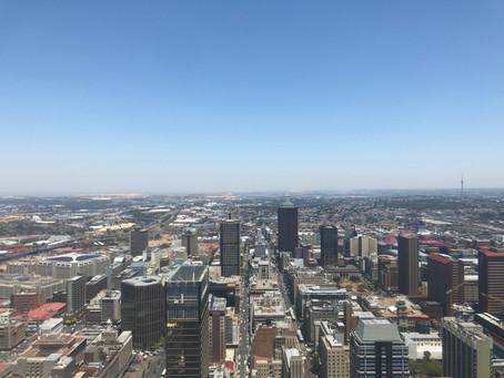 África do Sul: Joanesburgo
