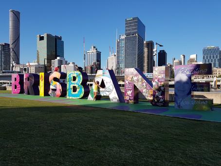 Brisbane: uma boa surpresa