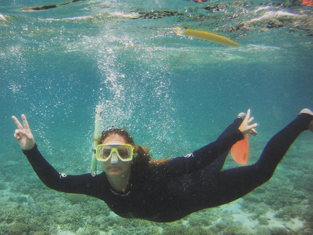 Great Barrier Reef: parada obrigatória
