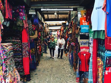 Guatemala: Antigua