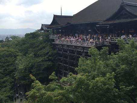 Perdida no Japão: Kioto