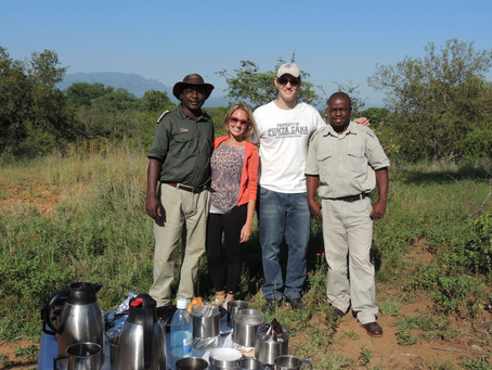 África do Sul: Safari no Kruger Park