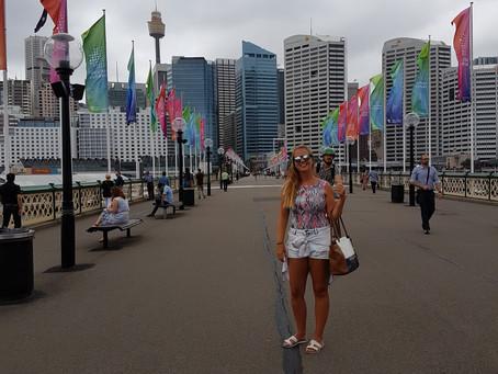 Sydney em 4 dias