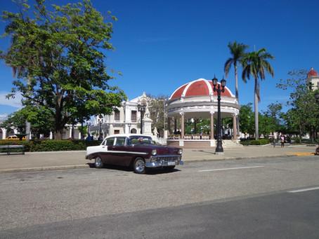 Cienfuegos, Trinidad e Santa Clara