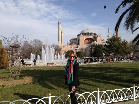 Uma voltinha em Istanbul