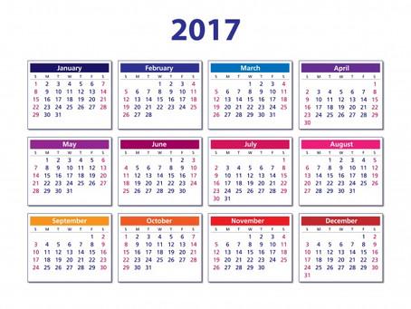 Feriados 2017: Hora de planejar