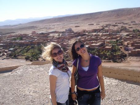 Bonjour Marrakesh: mais uma aventura pela África!