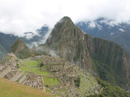 Machu Picchu: uma das maravilhas do mundo moderno