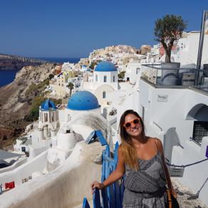 Grécia: uma volta em Santorini