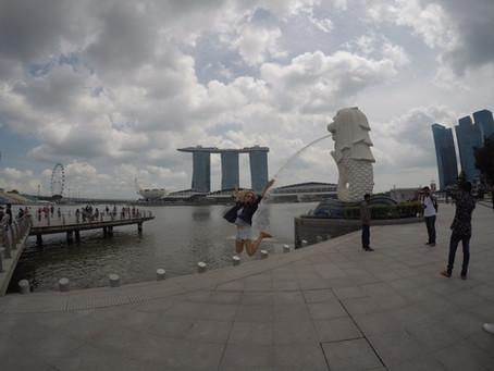 A incrível Cingapura