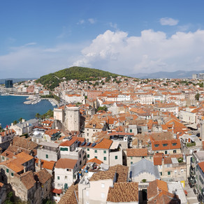 Croácia: 1 dia em Split