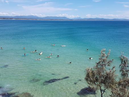 Byron Bay: uma praia alternativa