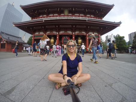Perdida no Japão: Tóquio