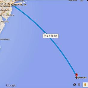 Como fui parar na Ilha das Bermudas?