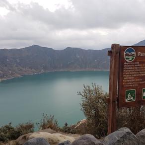 Equador: Bate-Volta em Quilotoa