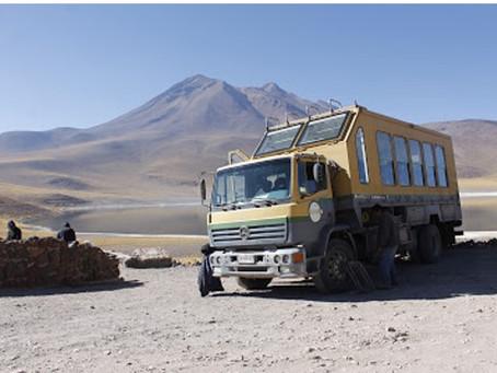 Um fim de semana no Atacama