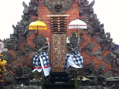 Turistando pela Ásia: Bali