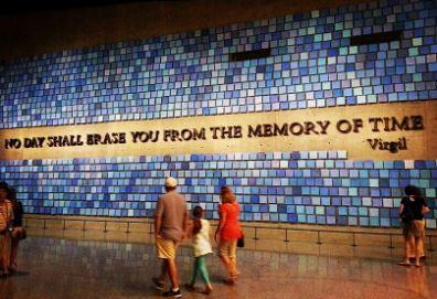 Entrada Memorial 9/11
