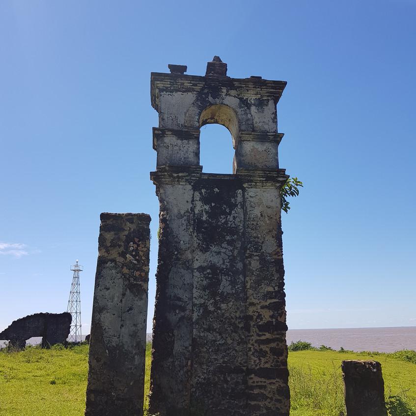 Ruinas dos jesuitas
