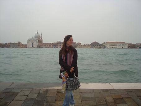 Veneza, pena que sozinhas