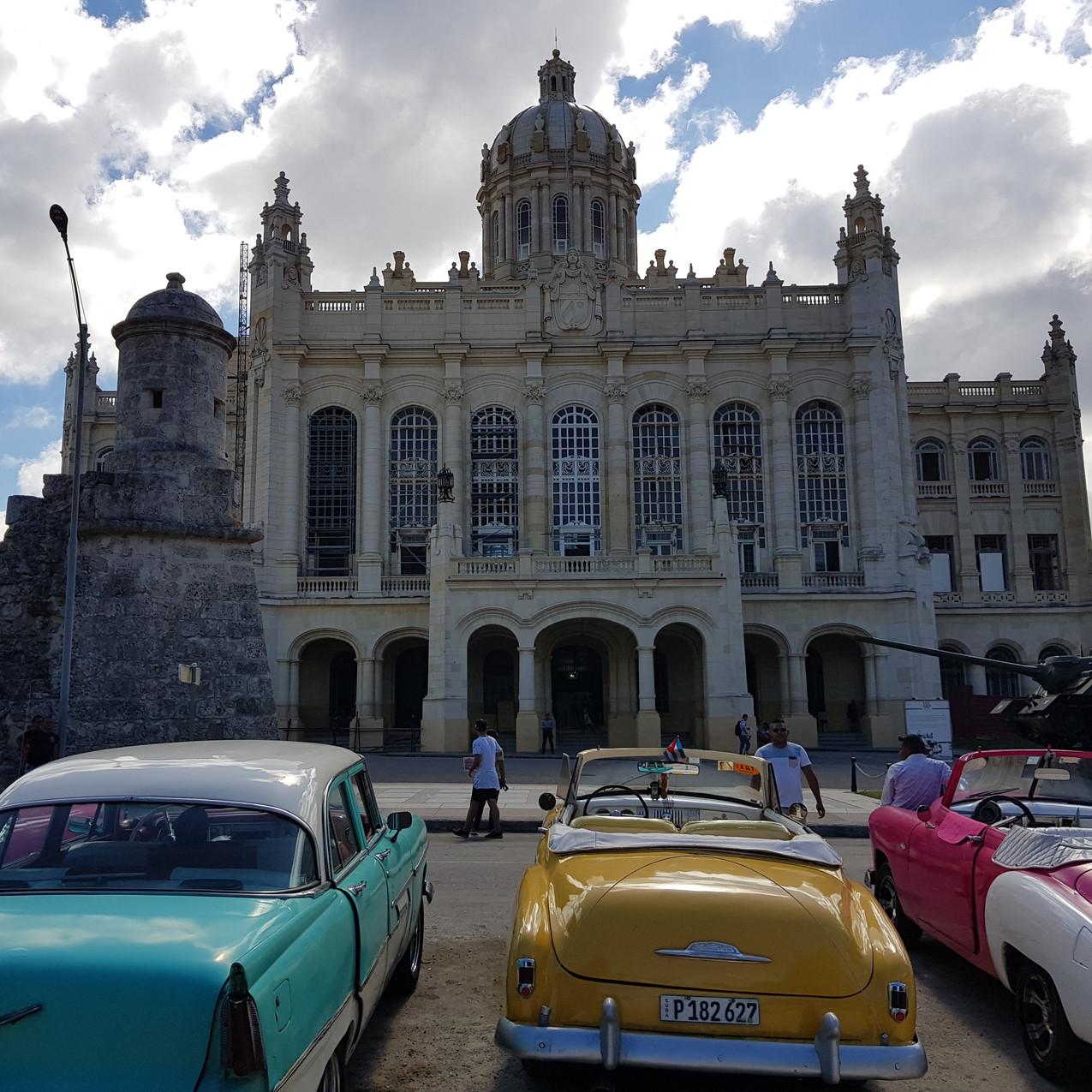 Museo de la revolucion cuba