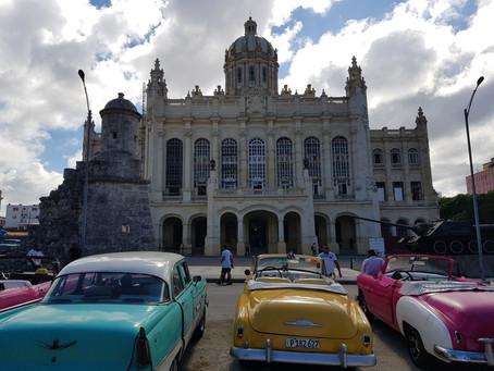 Uma parada em Havana