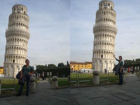 Uma voltinha pela Itália