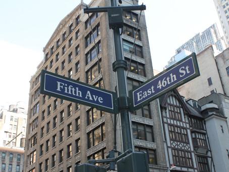 Roteiro de compras em Nova York