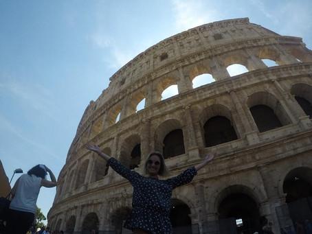 Roma e sua milhares de atrações!