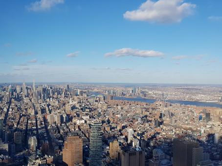 One World Observatory: o prédio mais alto em NY