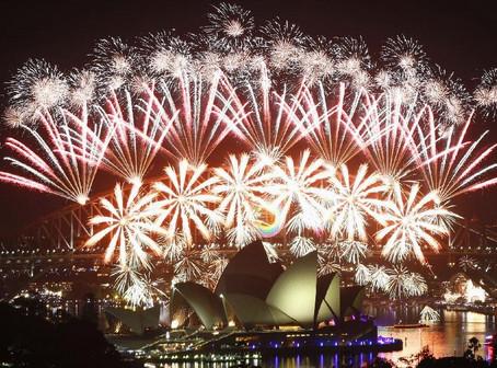E a contagem regressiva para o ano novo já pode começar!