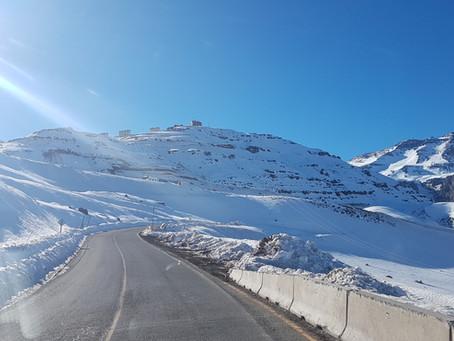 Santiago: Valle Nevado e Farellones