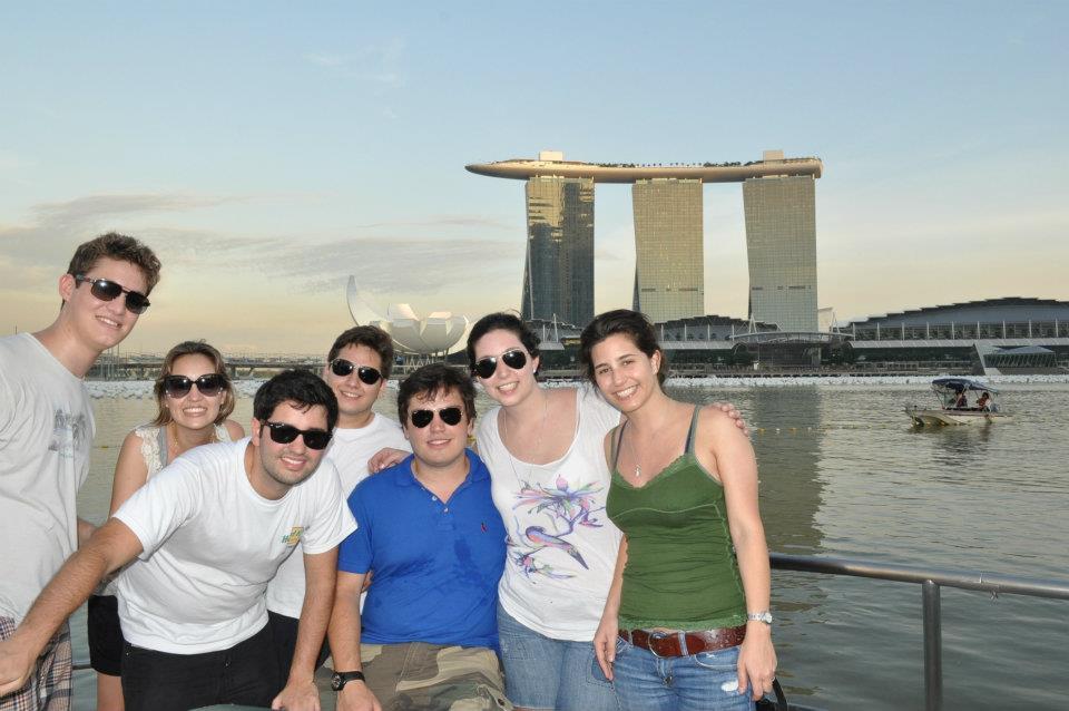 Minha equipe 2012