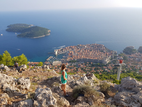 Roteiro na Grécia, Croácia e Itália
