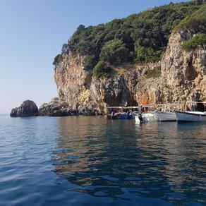Grécia: Corfu e o seu lado grego diferente
