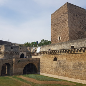 Puglia: 1 dia em Bari