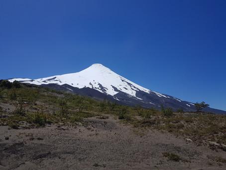 Patagônia: Saltos de Petrohué, Lago Todos os Santos e Vulcão Osorno
