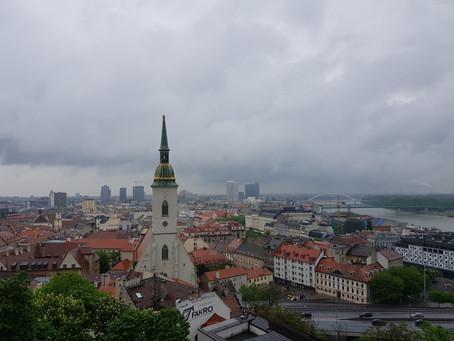 1 dia em Bratislava