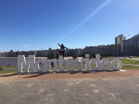 Montevideo: pequena e atraente