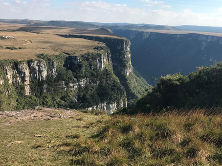 Cambará do Sul: Terra dos Cânions