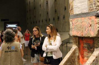 Memorial 9/11 conversa