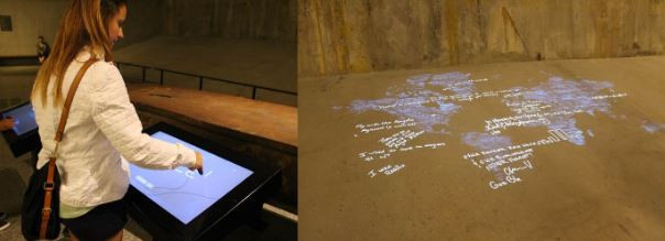 Mapa interativo memorial 9/11