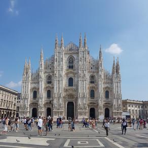 Milão: uma parada de 7 horas
