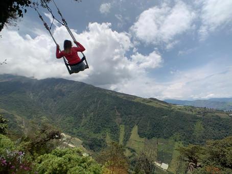 Equador: Uma aventura em Banos
