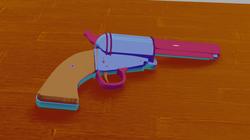 Toy Revolver 2