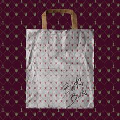 Bork Bork Pattern Paper Bag